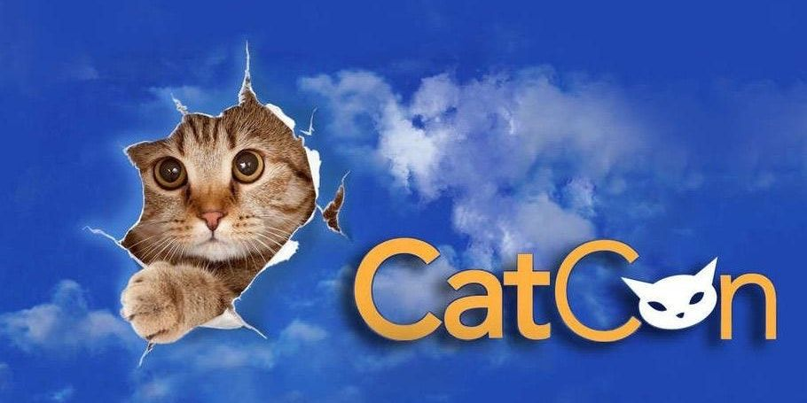 Join Treatibles at CatCon 2018 on Sunday, August 5, 2018