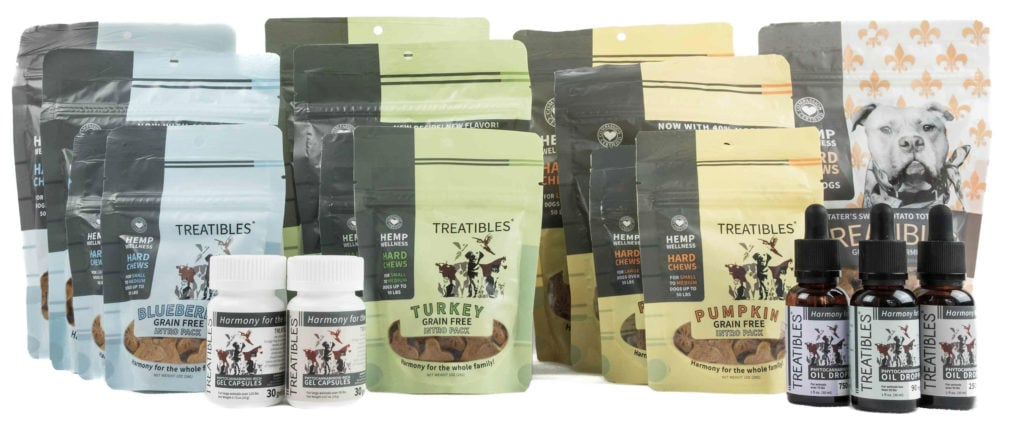 Full Treatibles product line
