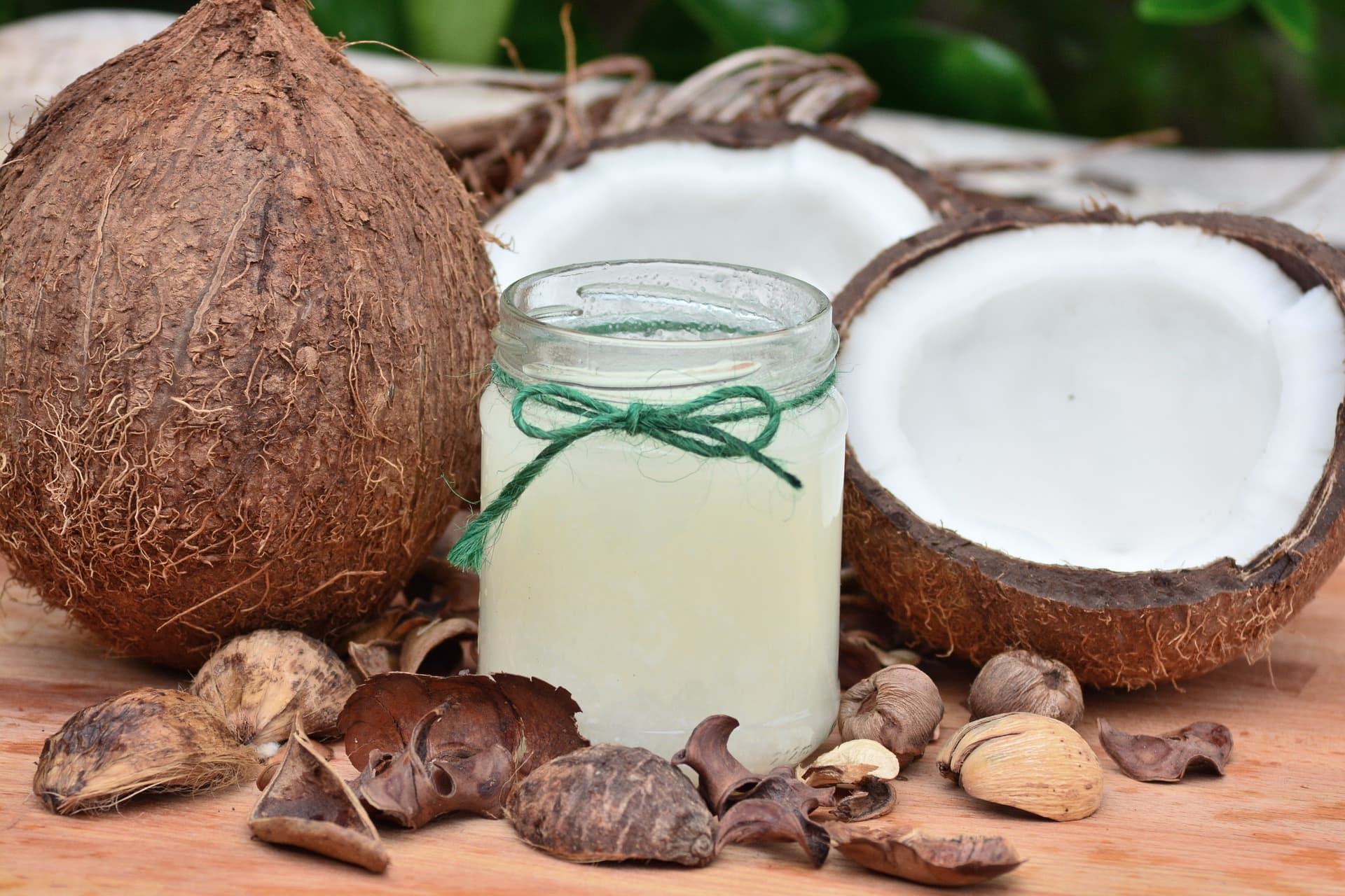How MCT Coconut Oil Benefits Pets