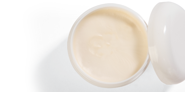 Image of Treatibles Topical Cream inside of the container