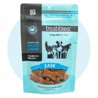 Hard Chews for Large Dogs Ease